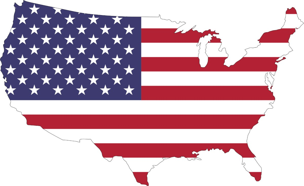 Map Quiz: Can You Find the United States on a Map? #1